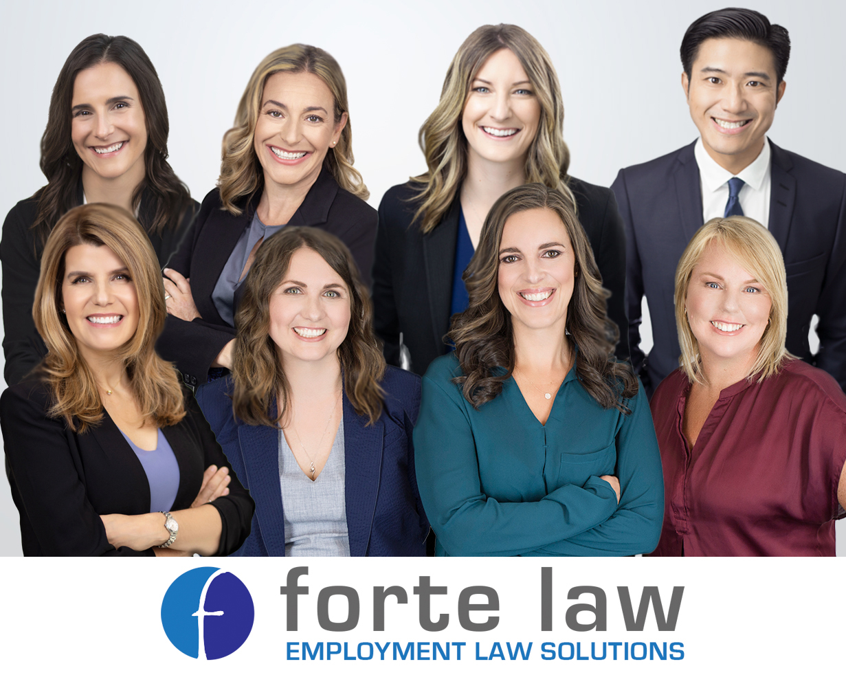 Forte Law Employment Lawyer & Labour Lawyer, Surrey BC. Advising on Employment Law, Labour Law & workplace Human Rights law.